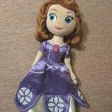 Мягкая игрушка кукла София 33 см Disney