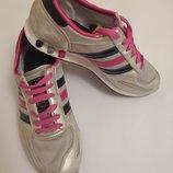 Кроссовки adidas, размер 37, стелька 23,5