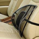 Ортопедическая спинка-подушка для кресла, авто и офиса
