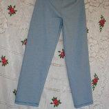 Спальный костюм в сине-белую полоску, tu 9-10 лет,134-140см.,100%коттон.