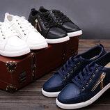 Стильные дизайнерские мужские кроссовки В Наличии