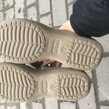 Вьетнамки Crocs оригинал W7