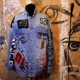 граффити куртка граффити слова надписи ручная роспись роспись куртки