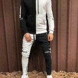 Стильный мужской спортивный костюм S-M-L-XL