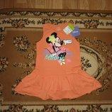 Літній сарафан плаття disney C&A р.104 платья