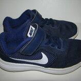 Кросівки оригінальні брендові дихаючі Nike р.30 стелька 19 см