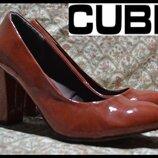 Брендові туфлі жіночі мешти Cube 38 Німеччина 24,5 см женские
