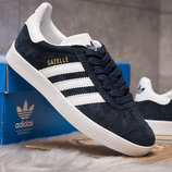Кроссовки Adidas замша темно-синий 35.36.37.38.39.40. 41 размер новинка есть цвета