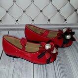 Красные туфли, туфли девочке