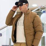 Демисезонная мужская куртка трансформер куртка жилет размеры 48-54