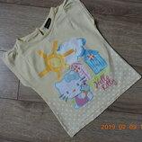 Футболка Hello Kitty 2-3 года 92-98 см