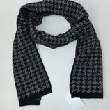 мужской шарф гусиная лапка c&a Германия