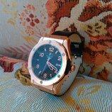 Іміджевий годинник чоловічий hublot geneve часы мужские
