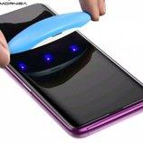 защитное стекло серии Full Glue 3D для смартфонов Samsung S8, S8 , S9, S9 , Note 8, Note9