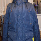 Мужская зимняя куртка парка Staff,р.М