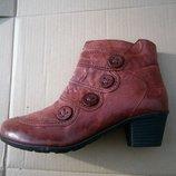 ботинки GABOR Georgie | 94-661 кожа оригінал р.41