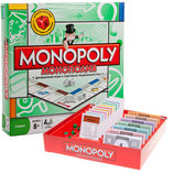 Настольная игра Монополия 6123 люкс качество копия hasbro