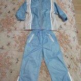 костюм дождевой непромокаемые унисекс на 5-6лет pocopiano