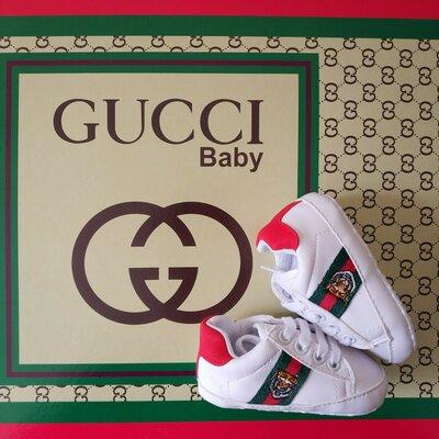 ce03de98 Пинетки кроссовки Gucci: 235 грн - детские пинетки gucci в ...