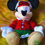 Мягкая игрушка Микки Маус holiday оригинал Дисней, игрушки Дисней