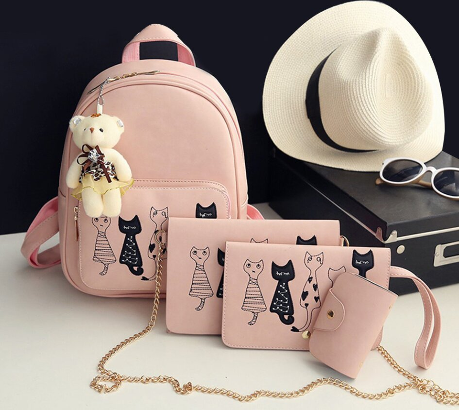 картинка сумки рюкзаки кошельки ценят