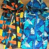 Демисезонная куртка Be easy из мембранной ткани водонепроницаемая в наличии от 110 до 128
