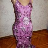 ссарафан шёлк с вискозой стильный модный р10