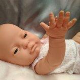 Пупс редкая девочка Berenguer реборн ,новорожденная