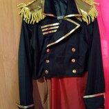 пиджак карнавал или танцевальный