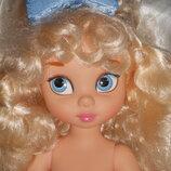 очаровательная кукла Золушка Disney Animators оригинал клеймо 40 см