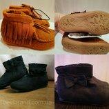 Классные детские ботиночки фирмы KiABi