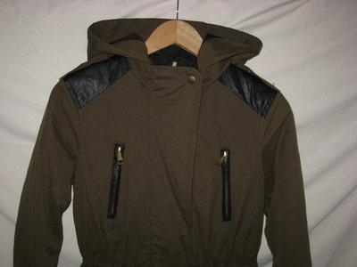 9f375a29ee0 Куртка парка Zara Испания на 12-14 лет 158-164 рост Демисезонная весна - осень.Куртка на утеплите. Пр  490 грн - демисезонная одежда zara в Киеве
