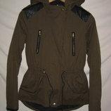 Куртка парка Zara Испания на 12-14 лет 158-164 рост Демисезонная весна -осень.Куртка на утеплите. Пр