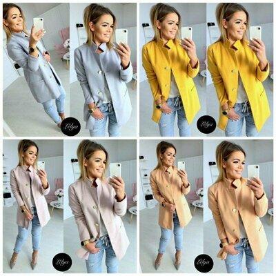 Пальто стильное демисезонное 2019 NEW