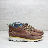 Легкие кожаные ботинки Timberland оригинал, размер 36