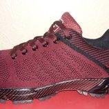 Мужские текстильные кроссовки