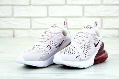 400e96e8 Женские кроссовки Nike Air Max 270 White Red: 1250 грн - женские ...