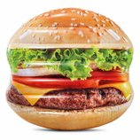 Intex Матрас Гамбургер 6 размер 145х142см, от 6-ти лет