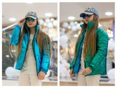 двухсторонняя куртка подросток