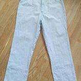 Светлые винтажные джинсы rocco