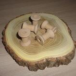 Катушка деревянная 3 см