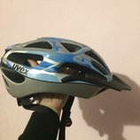 Стильный легкий спортивный велосипедный шлем Uvex