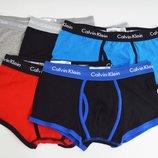 Трусы Calvin Klein 365 набор 5 шт , трусы мужские, подарочный набор, боксеры
