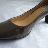 Туфли Geox Respiria натур кожа 38 размер-24,5 см