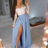 Платье макси 42,44 размеры разные цвета