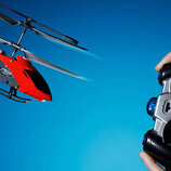 Аккумуляторный Вертолет На Радиоуправлении MODEL KING
