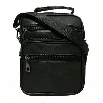 Брендовая мужская сумка кожа Польша Новинка 2019 код 899