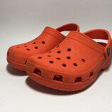 Детские сабо кроксы crocs