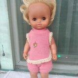 Кукла пупс Гдр 37 см в родном