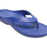 Вьетнамки crocs р. м8-м11. Оригинал